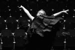 """Cabello 22,11"", feat. Ana Pandur, Rosana Hribar, Vito Marenče & Robert Jukič; Produkcija Pkd Flamenko, koprodukcija Cankarje dom; Foto Darja Štravs Tisu"