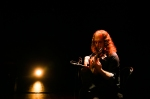"""""""Anatomija srečanja: Sylvia, Carmen, Maria"""", feat Ana Pandur, Vesna Zornik, Vito Marenče; flamenco @Gledališče Glej, Ljubljana foto Miro Majcen"""